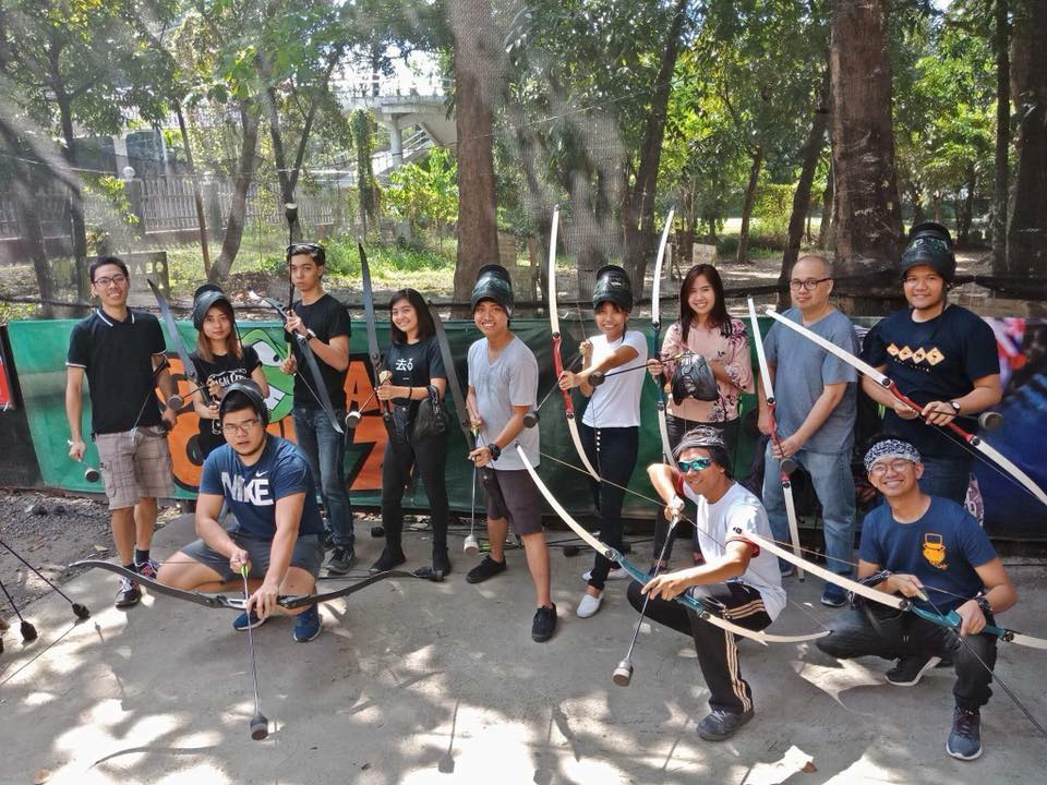 Global Gutz Archery Tag