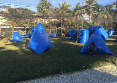 Global Gutz Paintball War Challenge